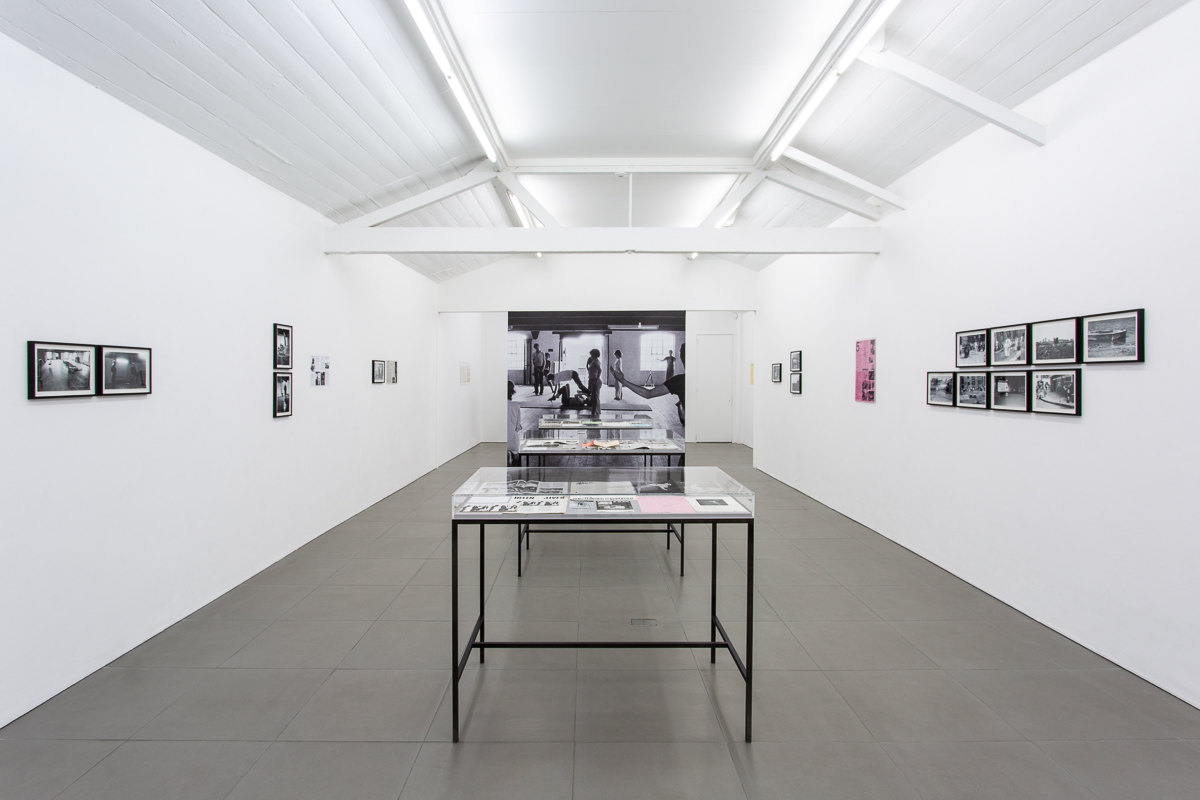 X6 Dance Space (1976-80): Liberation Notes, Installation view, 2020, Cell Project Space
