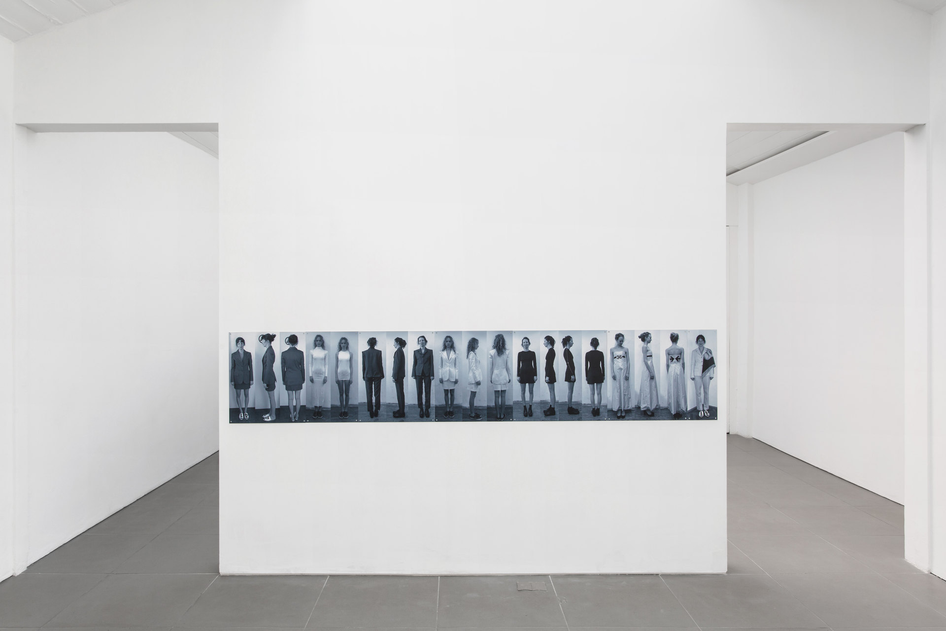 Anna-Sophie Berger, A Failed Play, installation view, 2019, Cell Project Space
