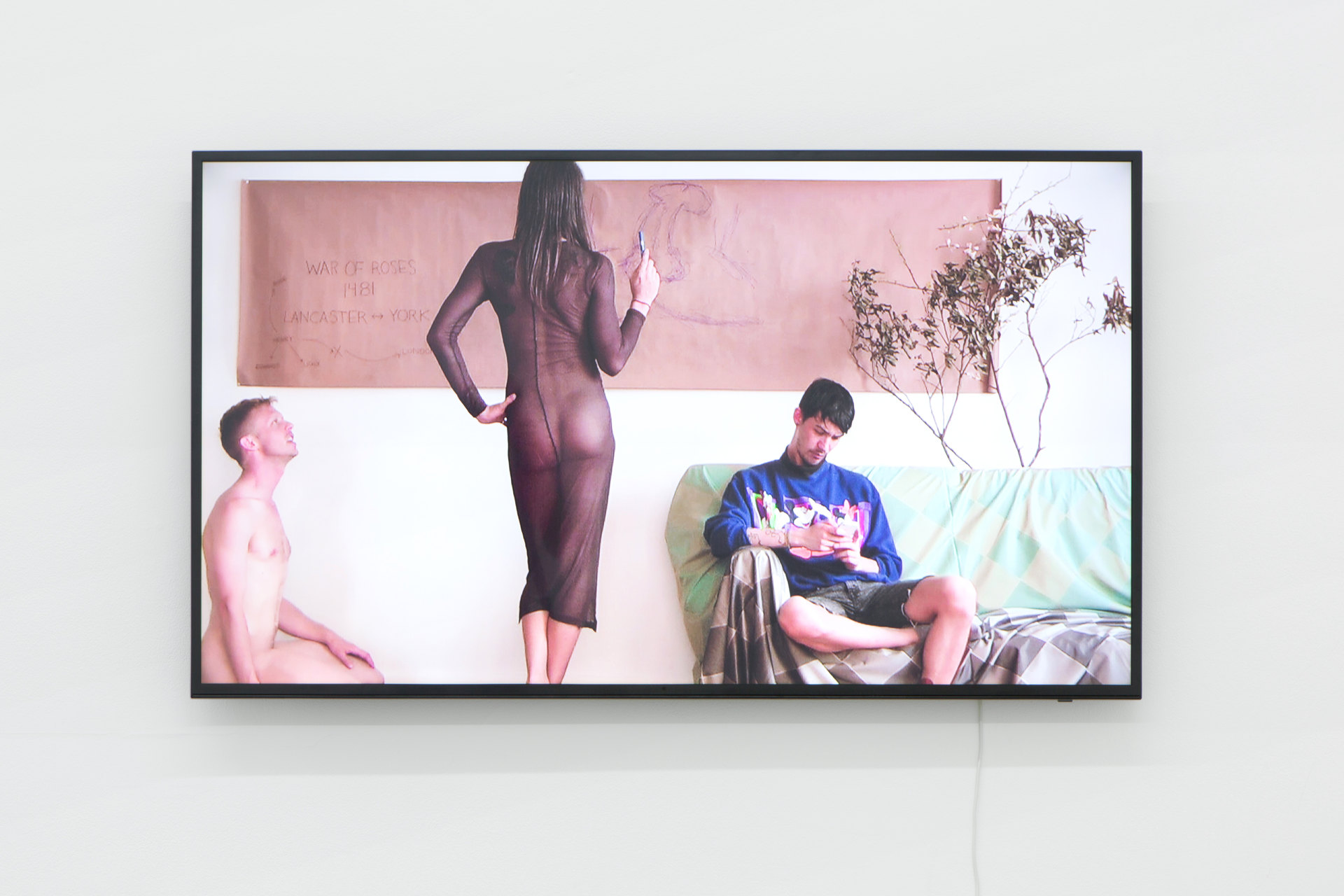 Loretta Fahrenholz, 'Implosion', 2011 (Video), Perverts, 2017, Cell Project Space