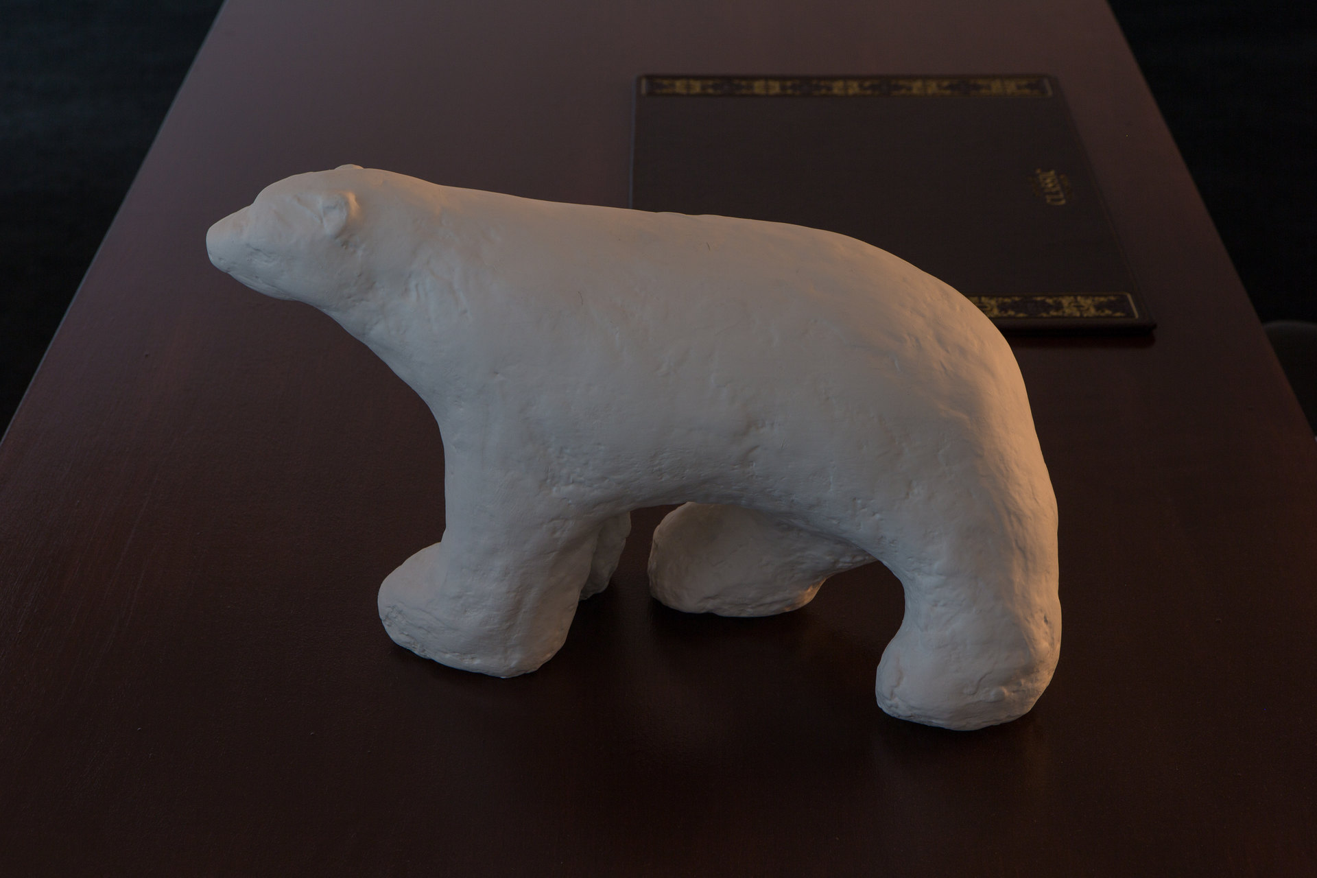 Angharad Williams and Mathis Gasser, 'Polar Bear', 2018, Hergest:Nant, Cell Project Space