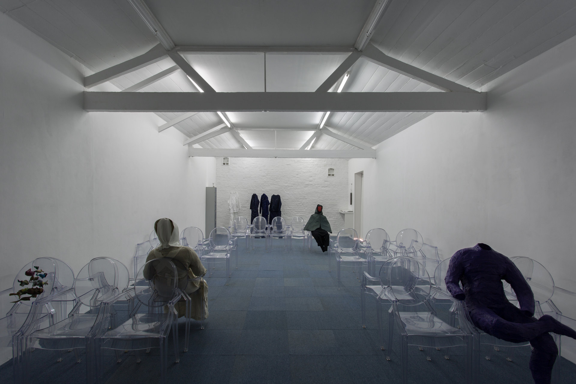 Angharad Williams and Mathis Gasser, 'Waiting Room', 2018, Hergest:Nant, Cell Project Space