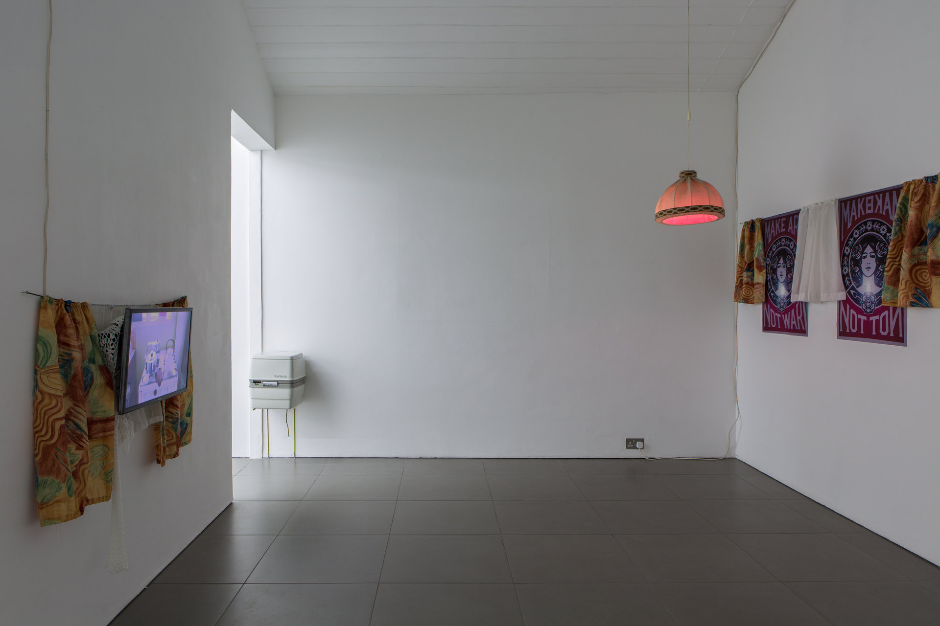 Nancy Halt 'On life on top of another life', 2018, No, No, No, No, 2018 Cell Project Space