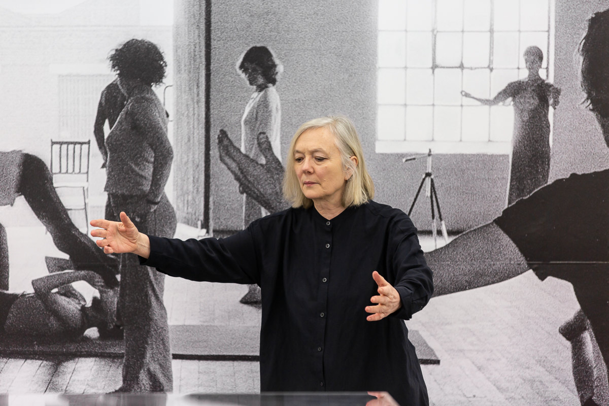Jacky Lansley, 'DANCE OBJECT REVISITED', 2020, 'X6 Dance Space (1976-80): Liberation Notes', 2020, Cell Project Space