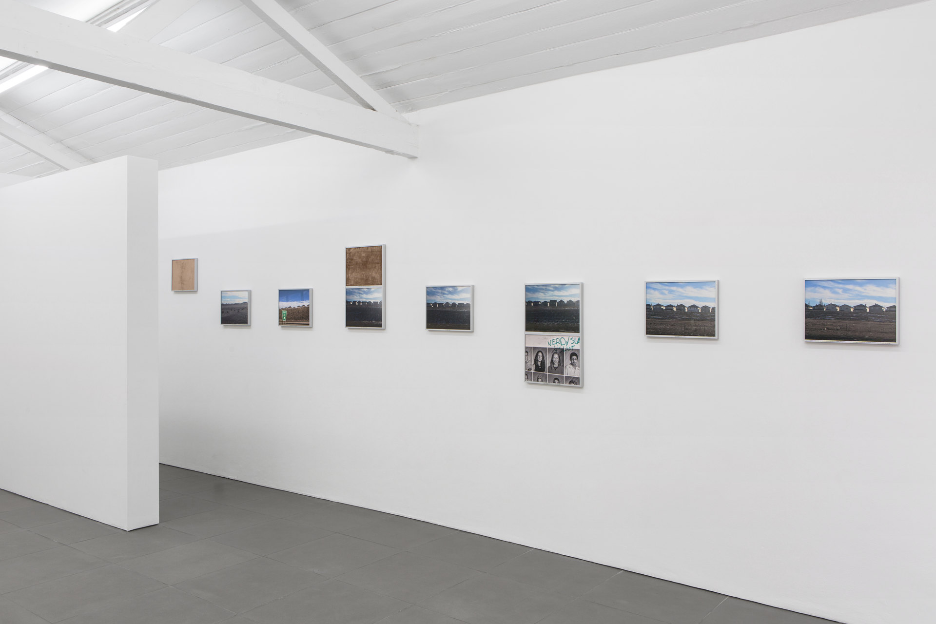 Joins, installation view, 2019, Cell Project Space