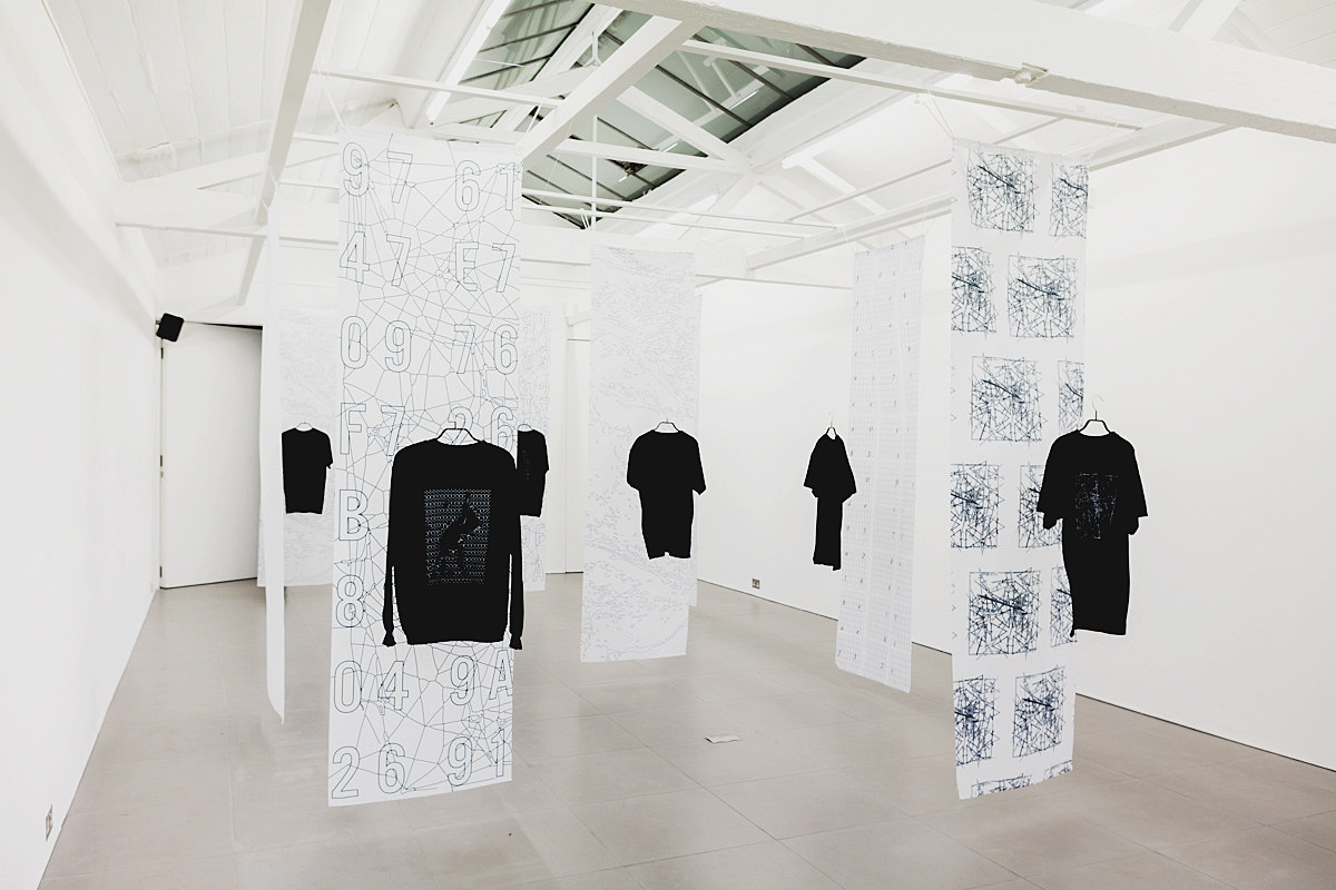 Lars TCF Holdhus & Victor Robyn, C0 FE E2 57 4E E1 77 78 1E B7 C5 ED 25 0C F5 22, 2015, Cell Project Space