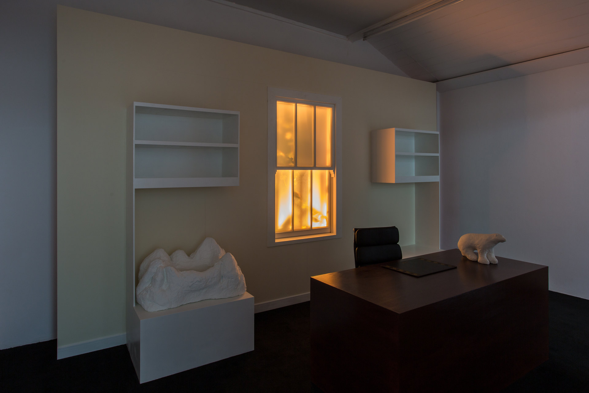Angharad Williams and Mathis Gasser, 'Office', 2018, Hergest:Nant, Cell Project Space
