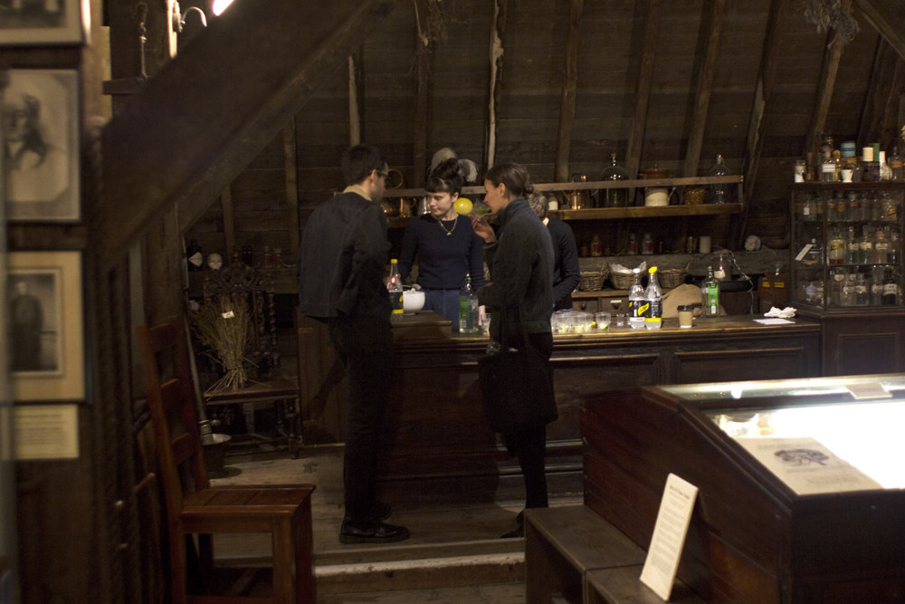 Substitutes At The Old Operating Theatre