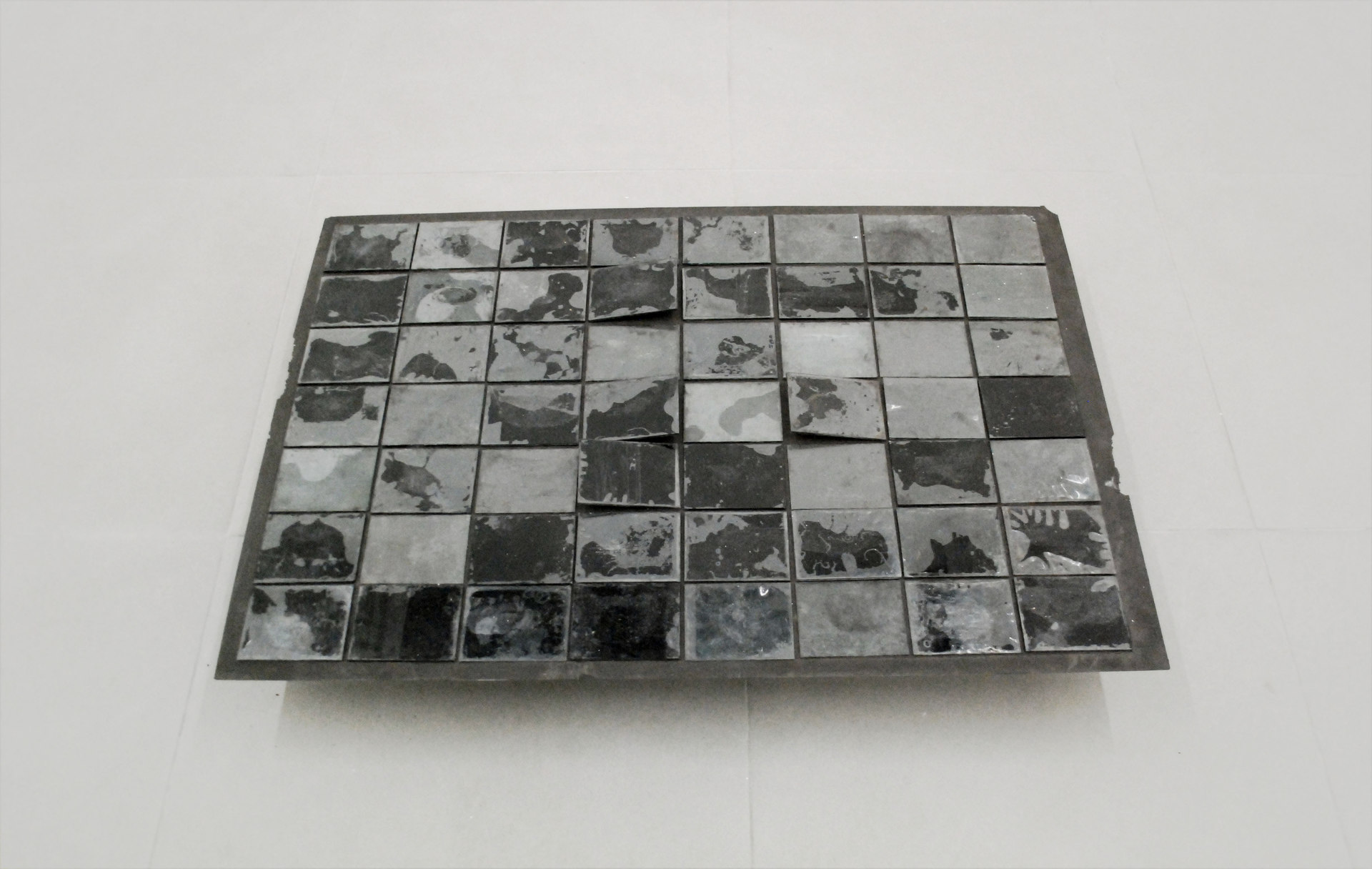 Adam Thompson, 'Untitled (Components & Variables)' photographic plates, Cell Project Space
