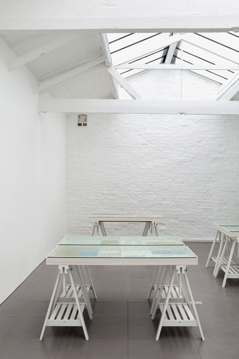Barbara T Smith, The Poetry Sets,1965-66,  Installation View, 2015, Cell Project Space