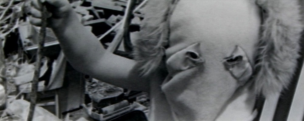 Film Still: Ben Rivers 'Ah Liberty!' 2008 16mm Black & White Film 19mins, Wild Shapes, Cell Project Space