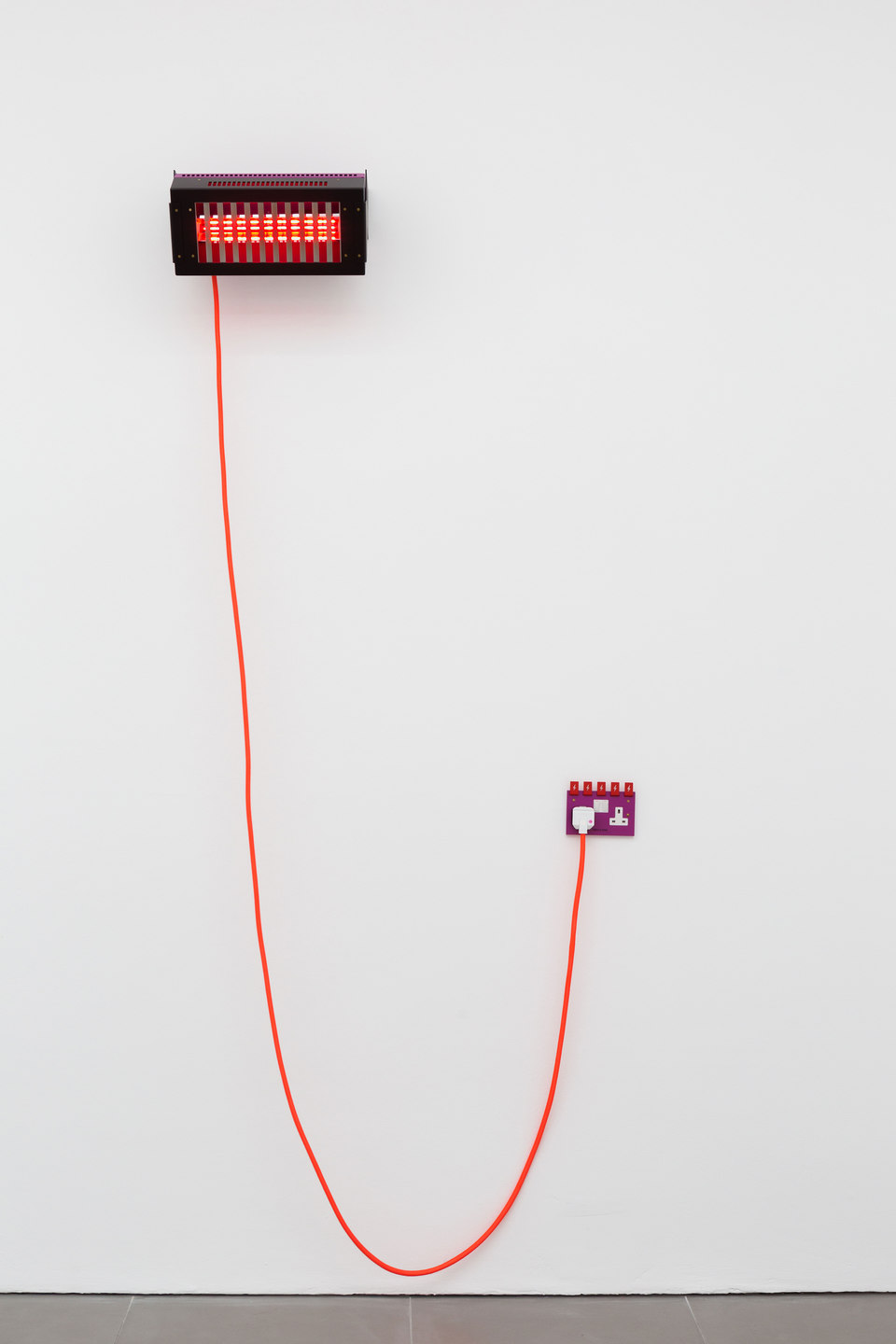 Natalie Dray, DRAY, 'Infrared Fuchsia', 2015, 'Face-Lift Contactum VI', 2015, Cell Project Space