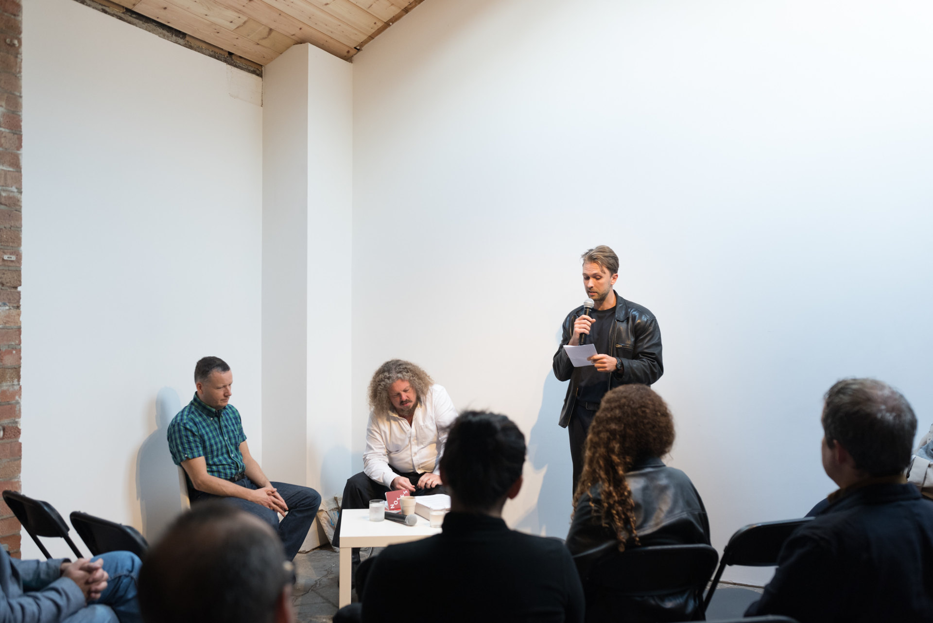 Mathieu Copeland and Stewart Home in conversation, 2019, Shit and Doom - NO!art, Cell Project Space