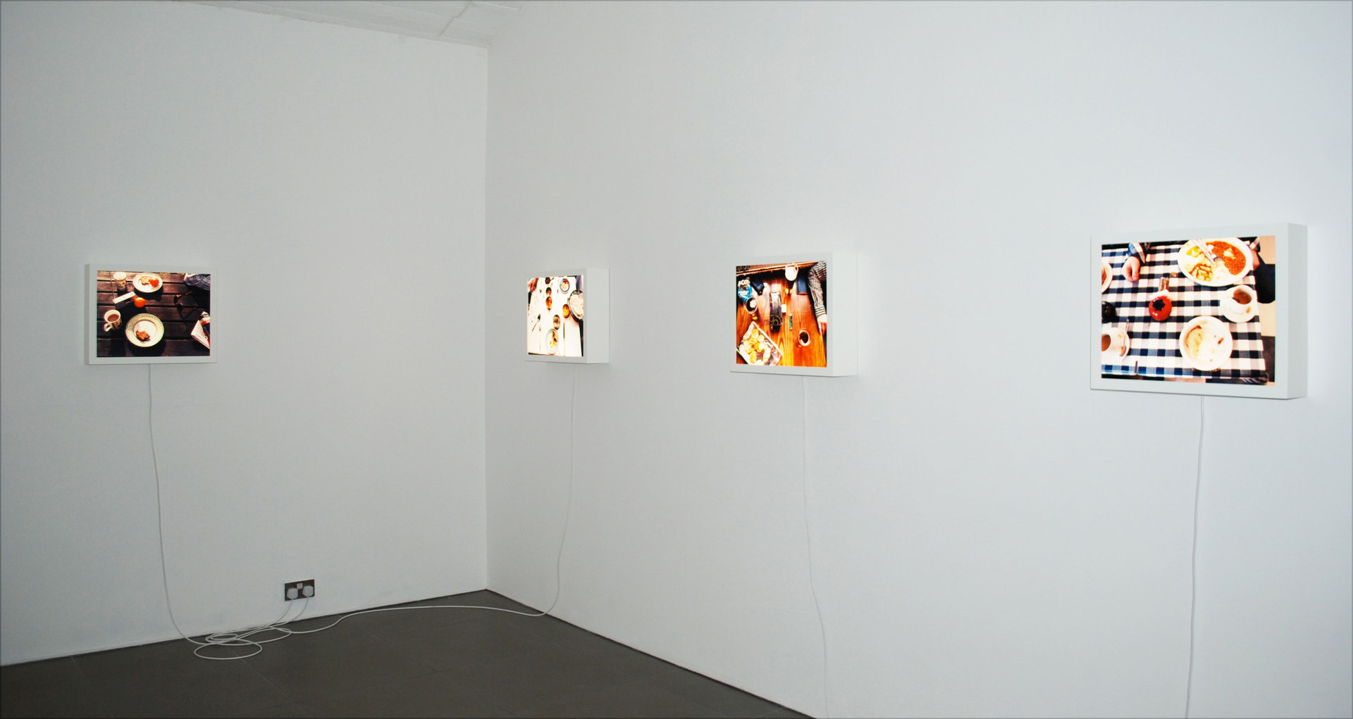 Emma Hart, JAM, 'Car Crash' 2011, Duratrans print, Cell Project Space