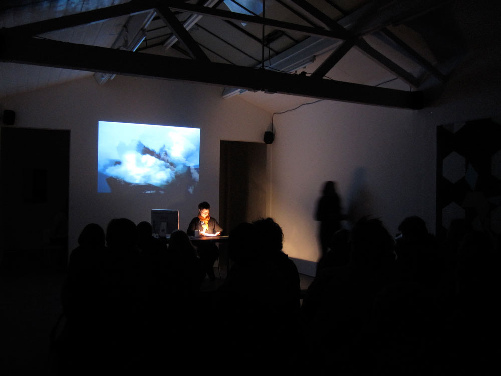 Ilana Halperin, Hand Held Lava, Cell Project Space, Dec. 2nd 2010