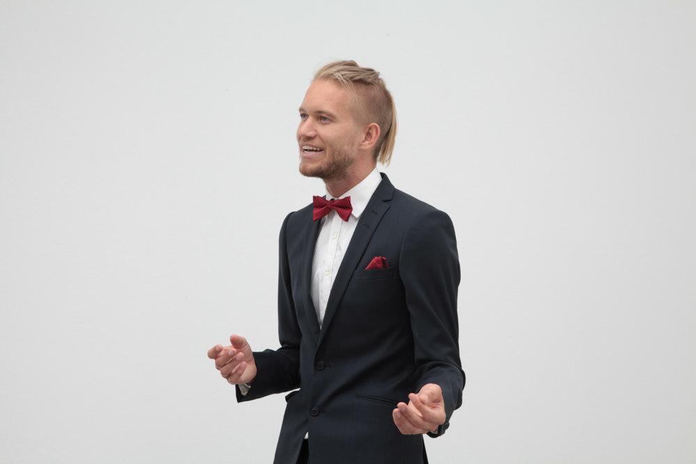 Andreas Erik, SANKE, 2015