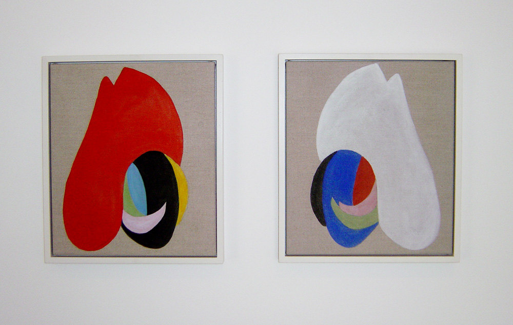 Katy Dove 'Untitled', 2007, oil on linen, 35x40cm