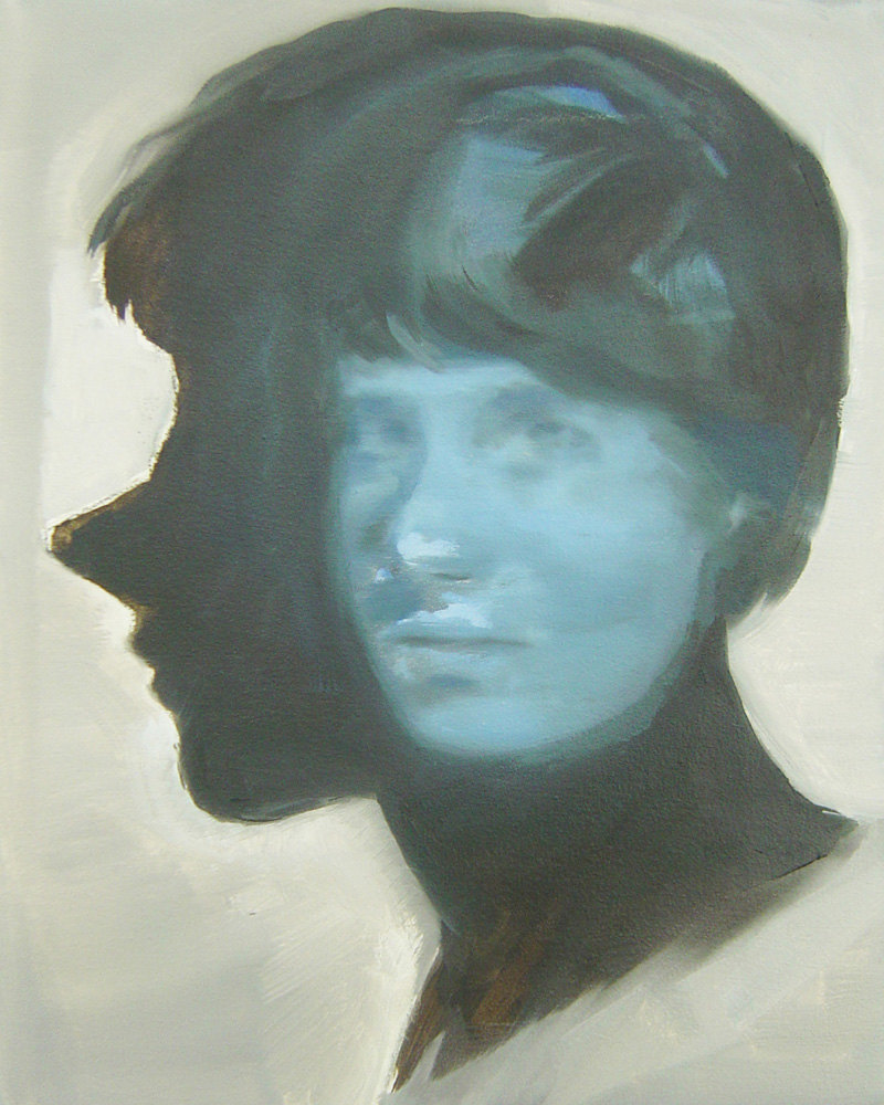 Kaye Donachie 'This is What We are', 2007, oil on canvas