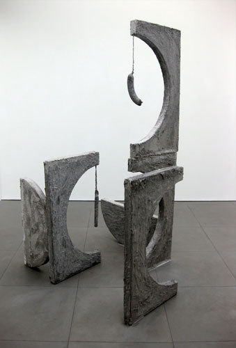 Mick Peter 'Modular Sculpture' 2009, Acrylic Resin, Ink, (h.180cm x w.110cm. x d.100cm)