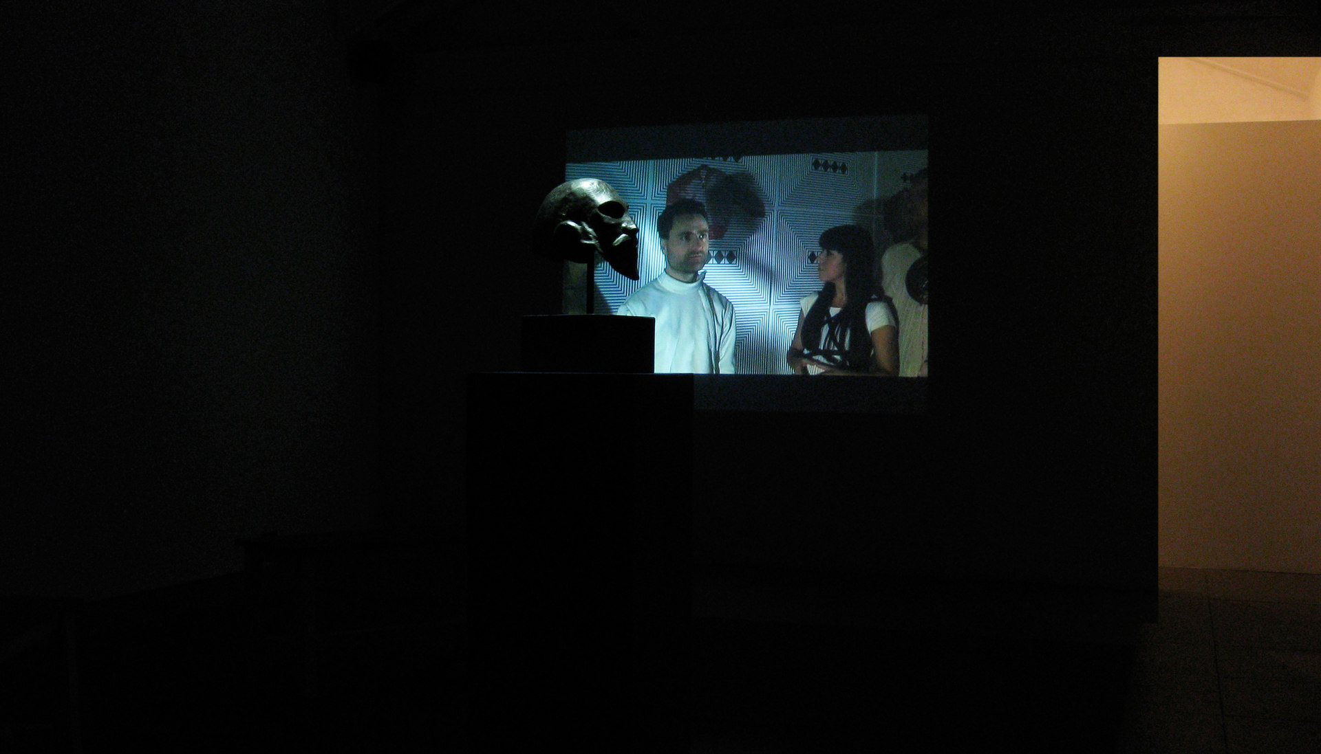 Mark Aerial Waller, 'Secret' still from Resistance Domination Secret, 2010, Cell Project Space