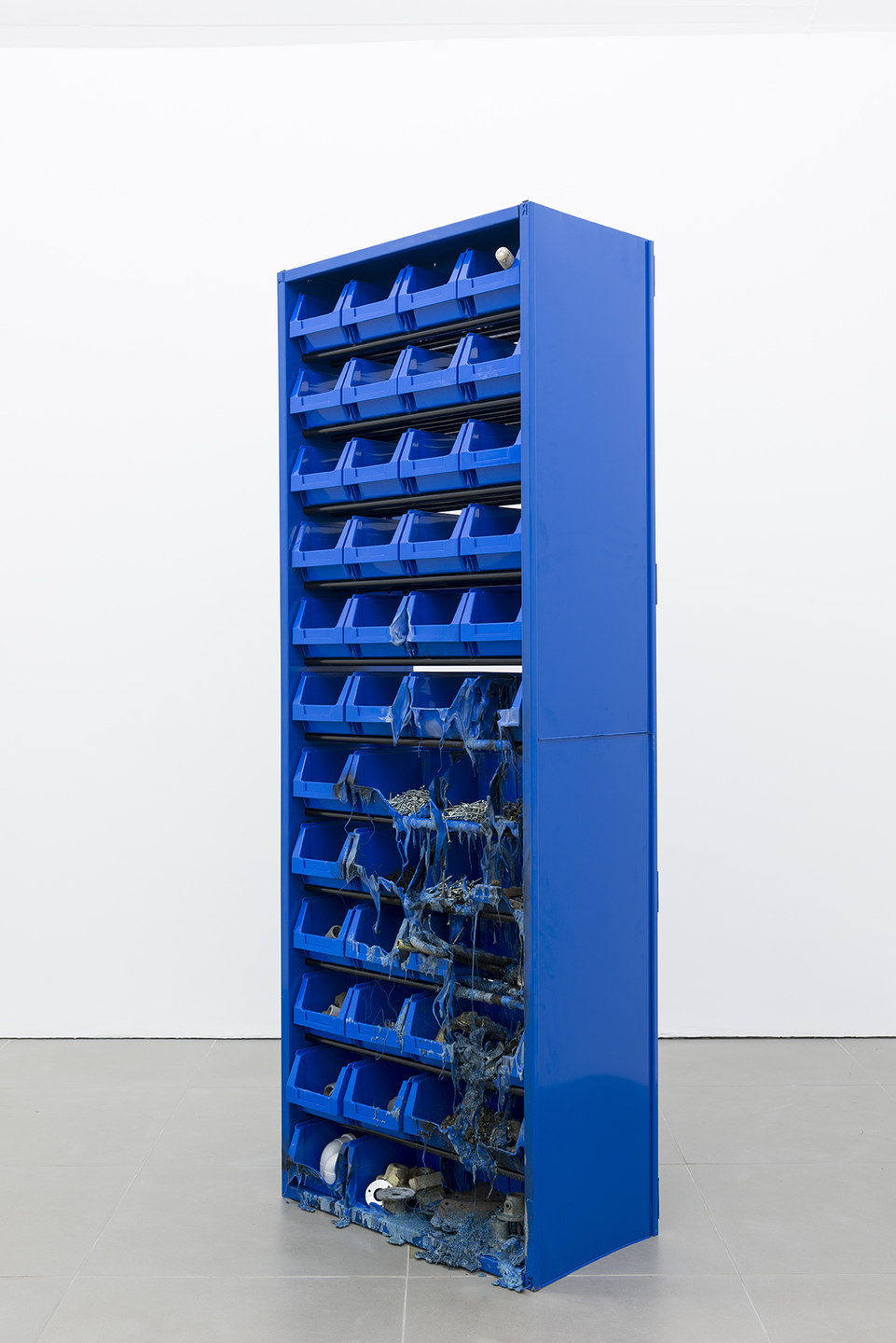 Matias Faldbakken, Parts Cabinet, 2013, Cell Project Space