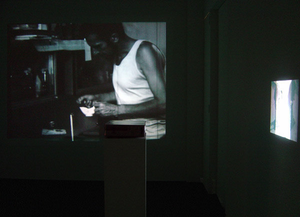 Nick Laessing 'Excerpts from a Diary', 2007, 16 mm film footage from 'The Bumble Bee Hills', 1971, Omsk State Television, digital video, duration 8 min