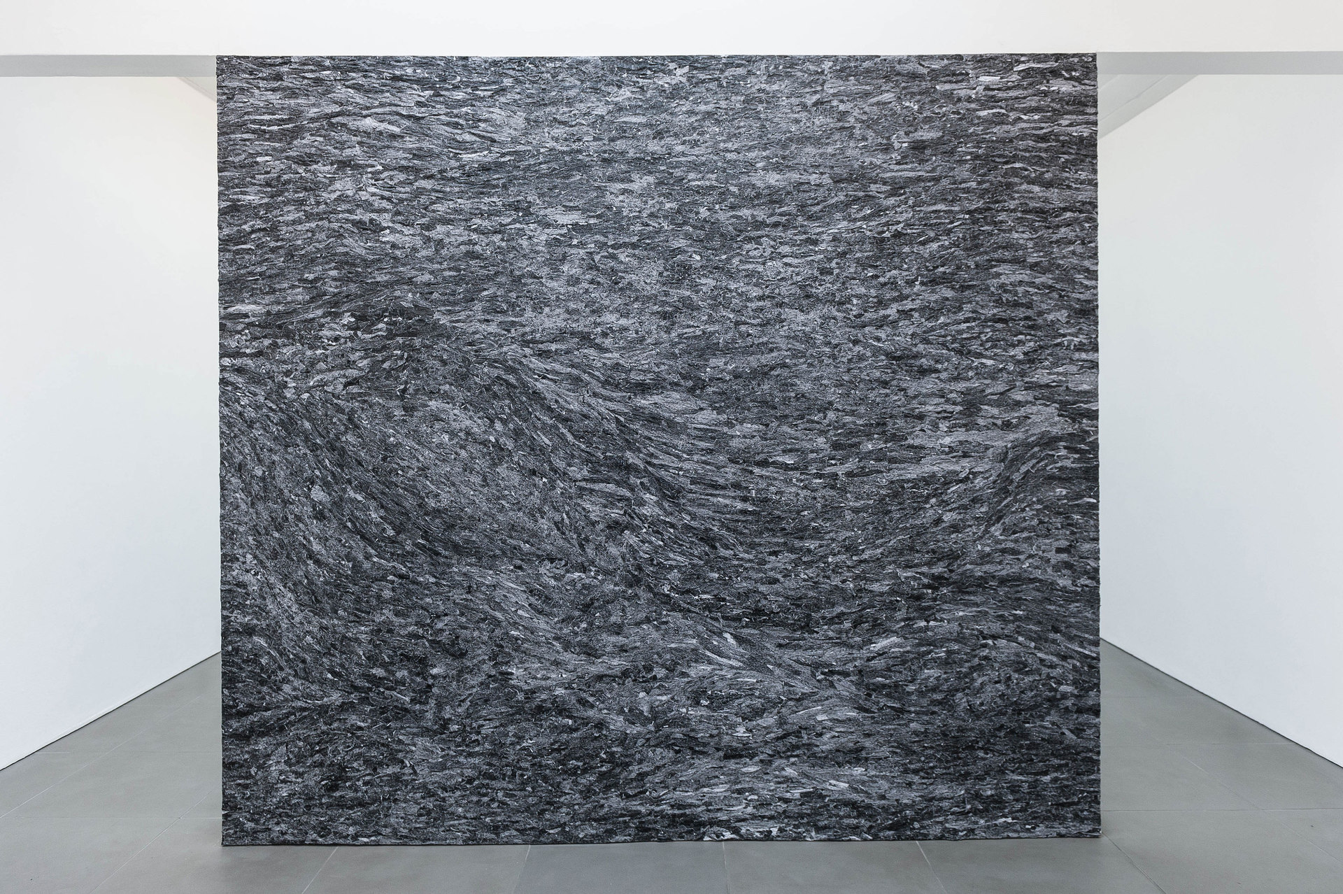 Peles Empire, Formation, 'formation 8', 2013, digital print on paper, h. 250 x w. 280 cm, Cell Project Space