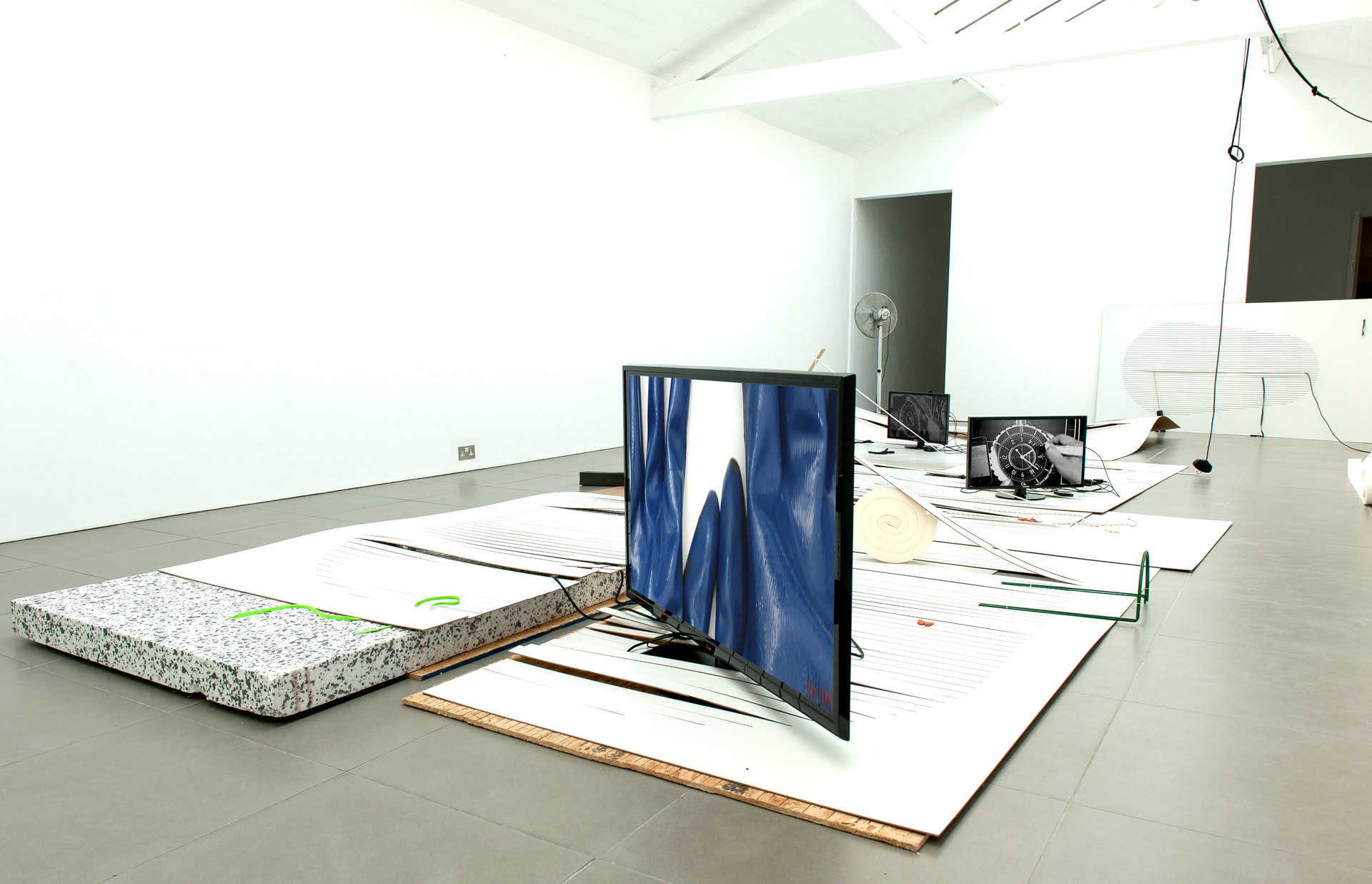 Beatriz Olabieretta, Shift Show, Cell Project space