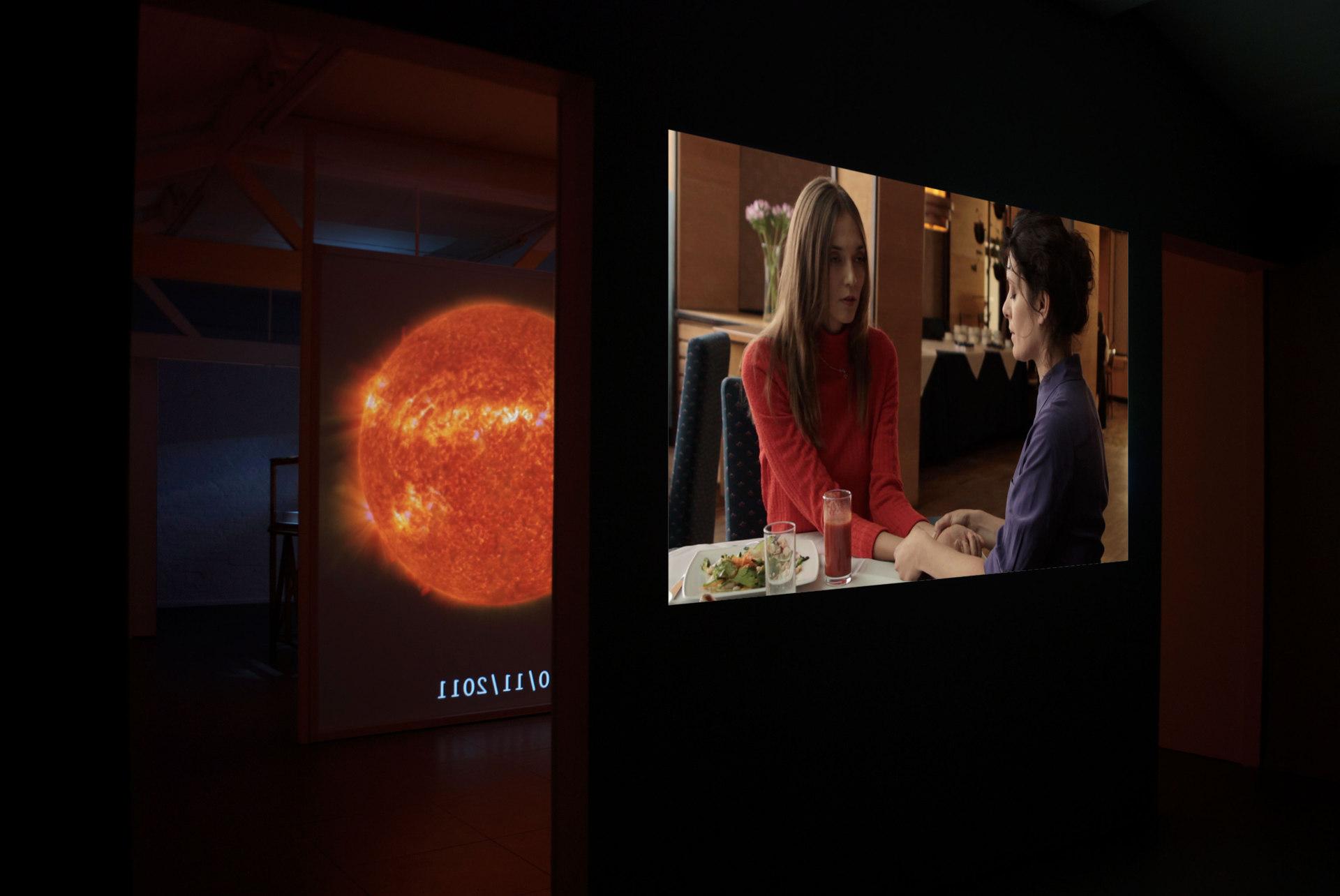 Mark Aerial Waller 'TIME TOGETHER', 2012, digital video, pilot and 12 episodes, total duration: 63 min. 11 sec.