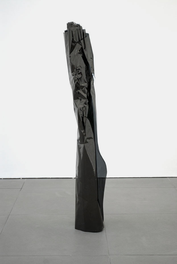 Adam Thompson,'Untitled', 2010, Mylar film. (h.1190 x d. 250mm), Cell Project Space