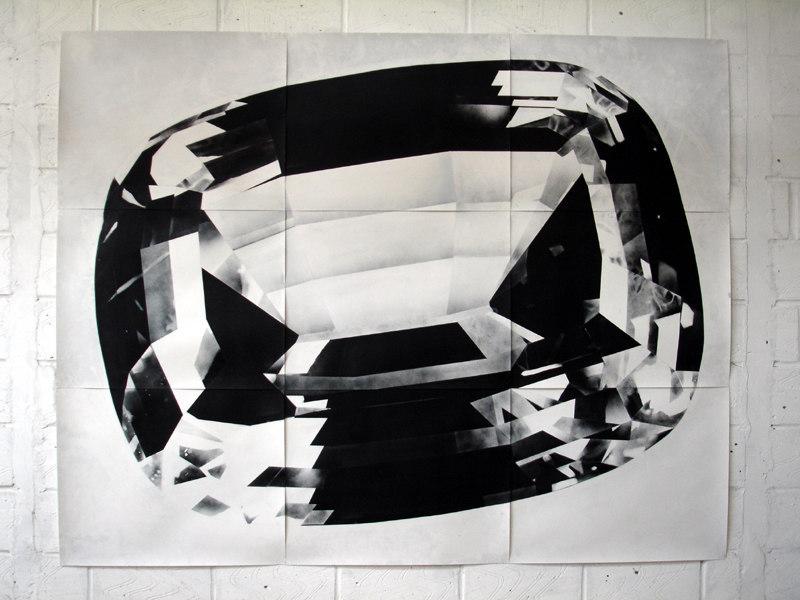 Luke Dowd, Slider, 2006, Wallis Road, Cell Project Space