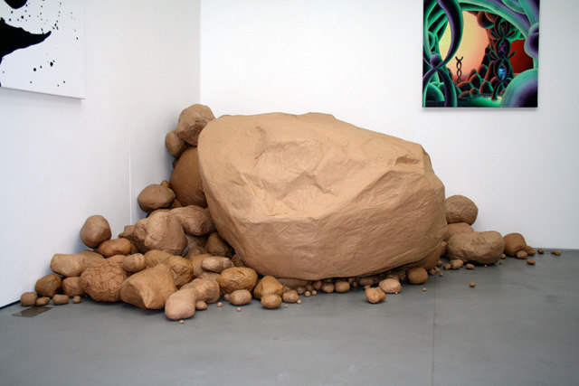 Peter Liversidge, 2005