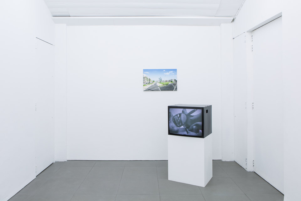Step into Spring, installation view, 2017, Cell Project Space