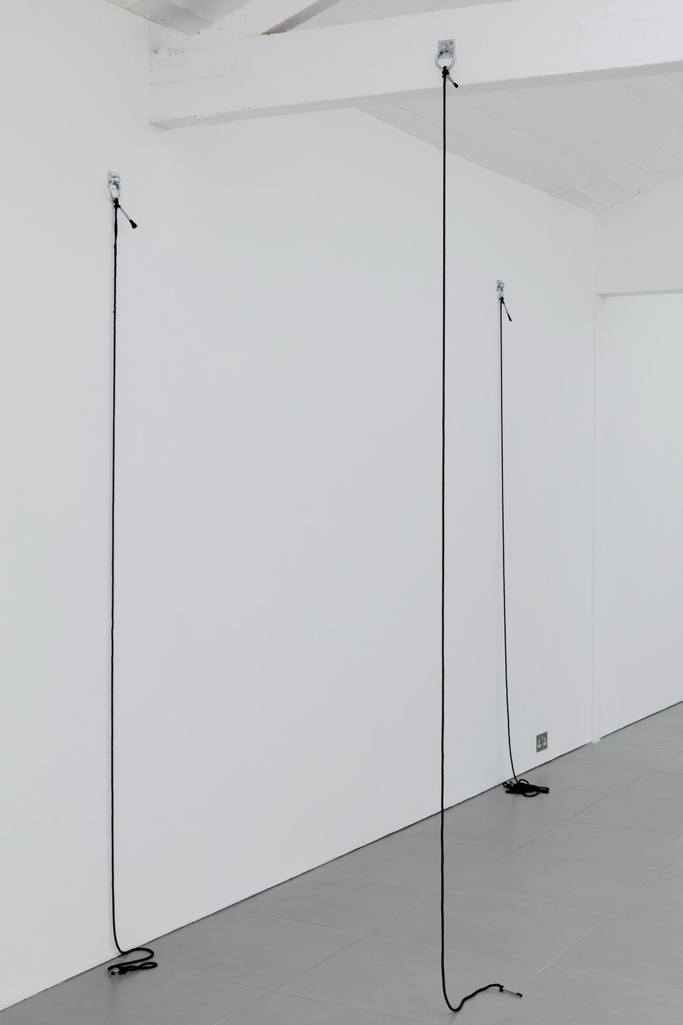 New Noveta, Govore, detail 2016, mixed media (dimensions variable), Cell Project Space