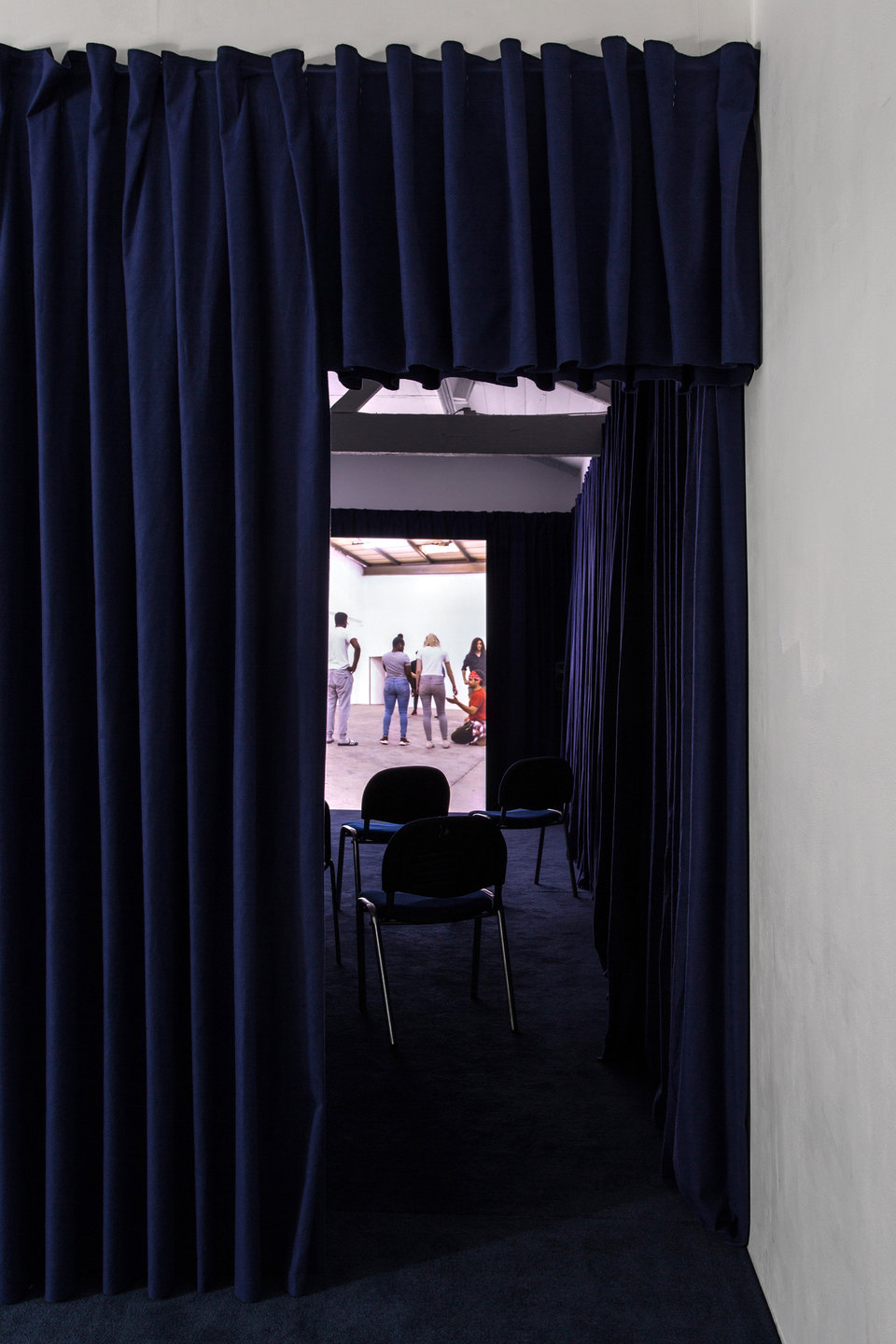 Emanuel Almborg, the Nth Degree, 2018, Cell Project Space