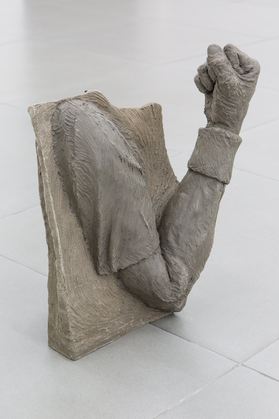 Beth Collar, 'Fist Pump (Rafa, Muzza, the Joker)', 2018, No, No, No, No, 2018, Cell Project Space