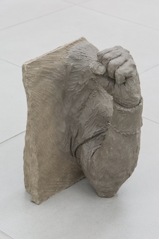 Beth Collar, 'Fist Pump (Rafa, Muzza, the Joker)', 2018, No, No, No, No, 2018, Cell Project Space