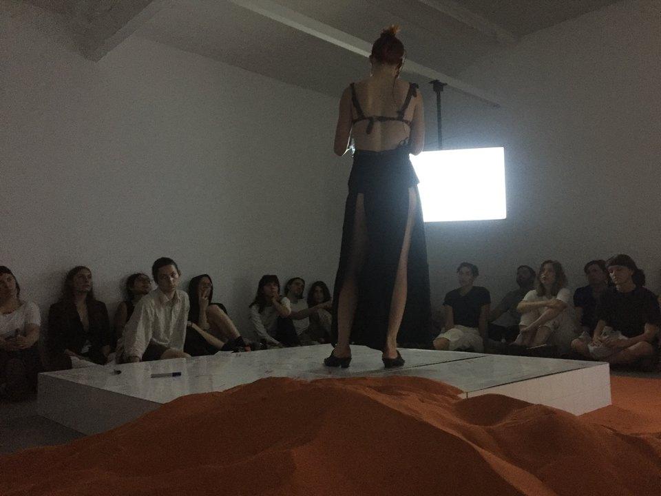 Matilda Tjäder, The Tamer, The Charmer, The Terraformer, 2018, Cell Project Space