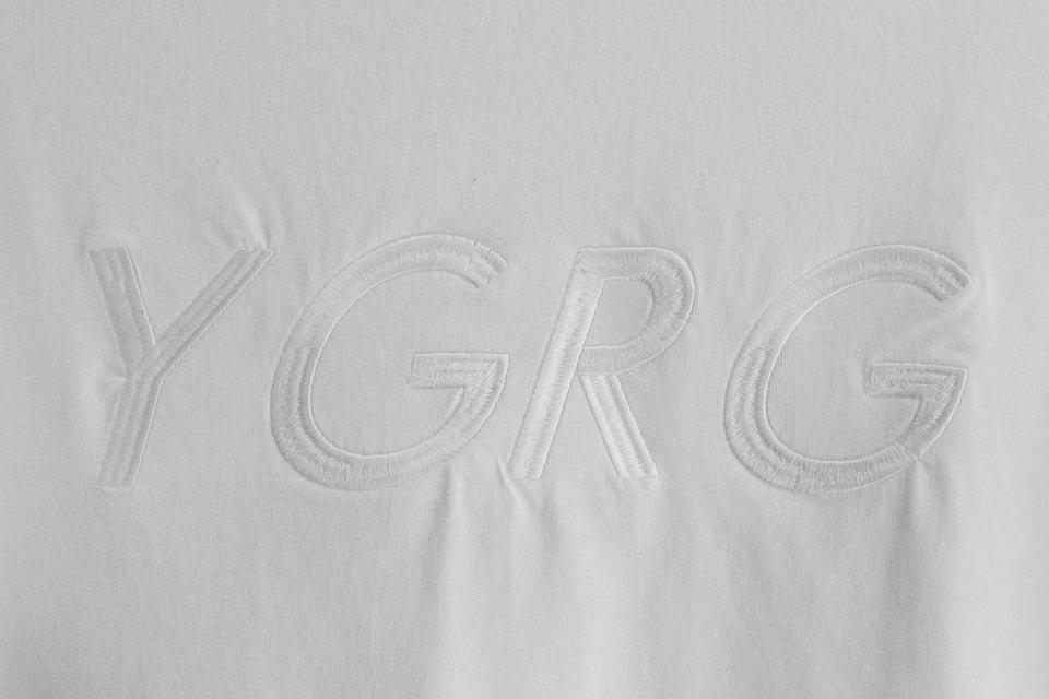 Dorota Gaweda & Egle Kulbokaite, Sweatshirt (detail), YGRG Outlet, 2018, Cell Project Space