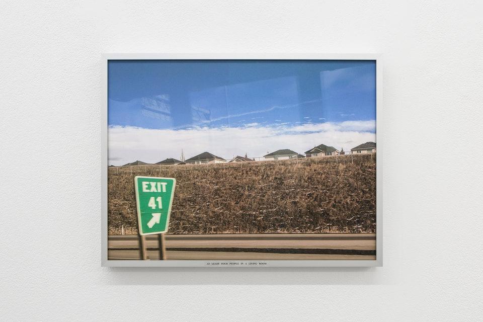 Rosa Aiello, 'Suspense', 2019, Digital print, photo rag paper, acetate film, glue, aluminium frames 31.2 x 41.2cm, Cell Project Space