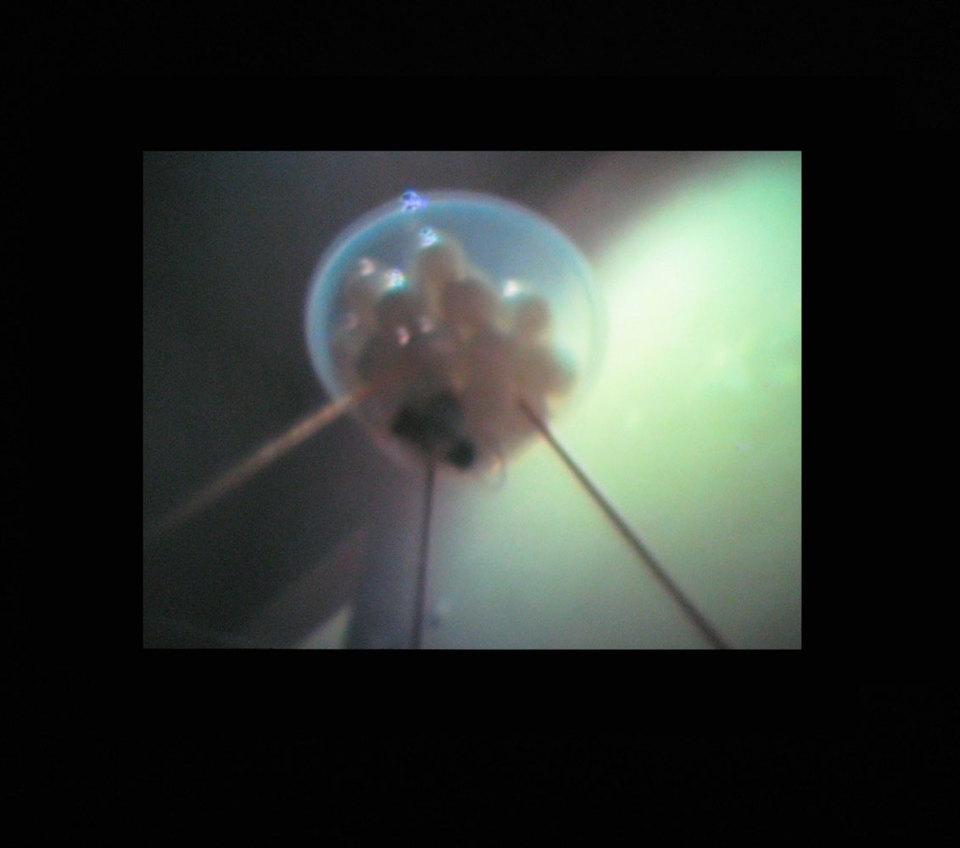 Alex Pearl still 'Automic Film 7 (project)', digital video