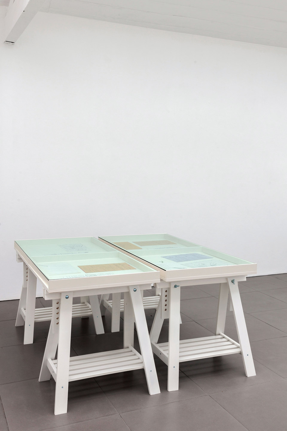 Barbara T Smith, The Poetry Sets, 1965-66,, Installation View, 2015, Cell Project Space
