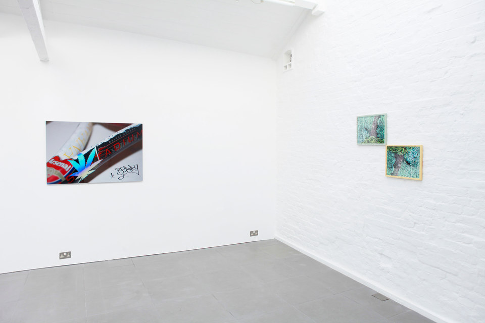 Chimera Q.T.E, Installation View, Cell Project Space