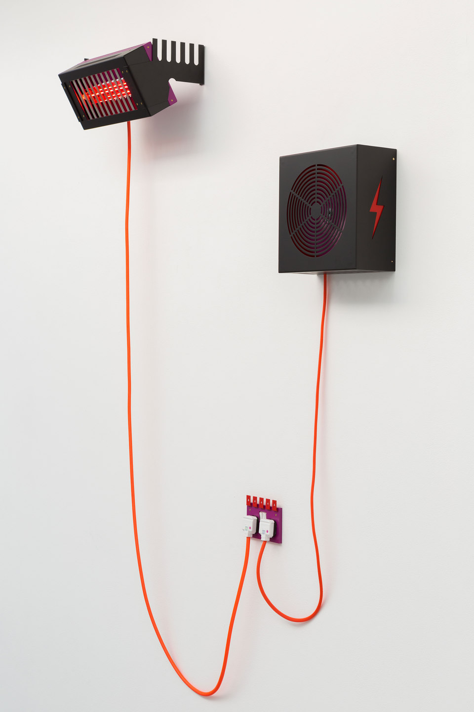 Natalie Dray, DRAY, 'Infrared Fuchsia', 2015, 'Cool Neutral', 2015, 'Face-Lift Contactum VI', 2015, Cell Project Space