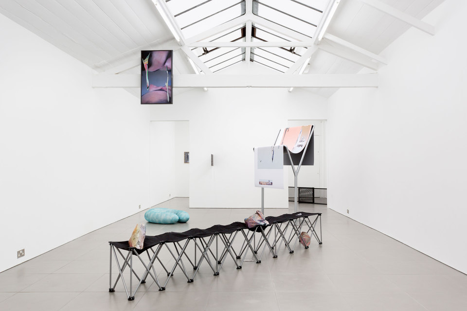 Reboot Horizon, 2014, installation view, Cell Project Space