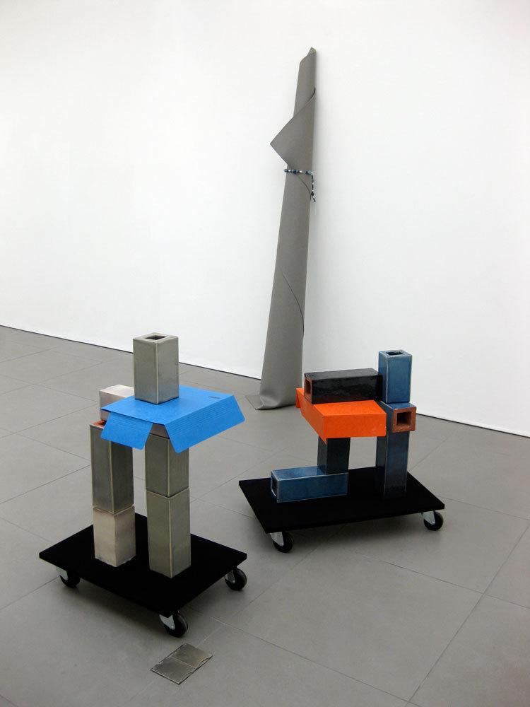 Lieke Snellen, detail from Lobby 2009