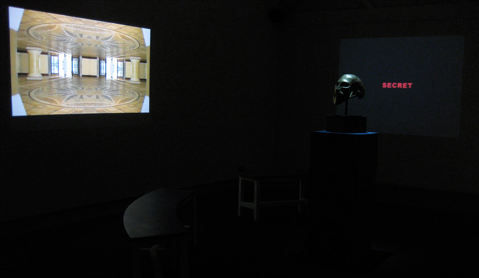 Mark Aerial Waller, 'Domination' still from Resistance Domination Secret, 2010, Cell Project Space