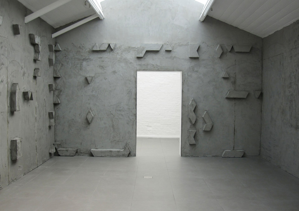Mick Peter, 'The Nose: Epilogue', 2010, installation view, Cell Project Space