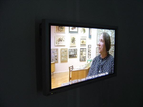 Nick Laessing, Interviews with Natalia, Andrey Grebennikov, Vsilyi Sushkov and journalist; camera operator: Anne Misselwit