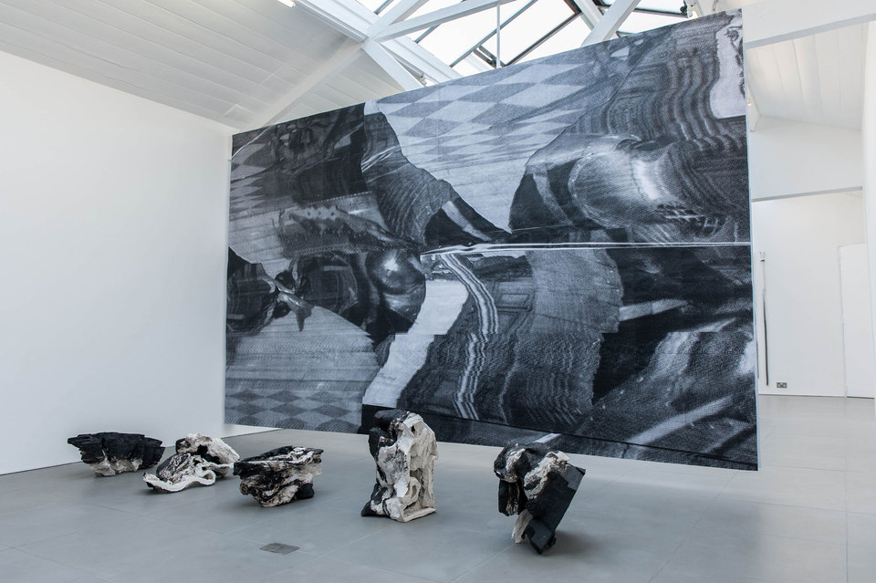 Peles Empire, Formation, 2013, installation view, Cell Project Space