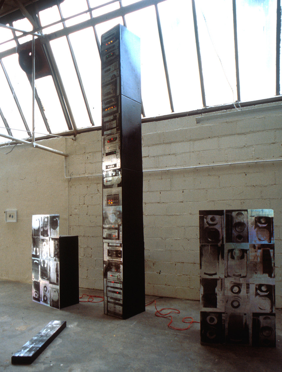 Richard Priestley,meat & 2 veg,teeth & trousers, Cell Project Space